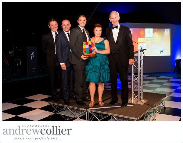 Warrington Youth Club voted Community Initiative of the Year | Warrington Business Awards 2015