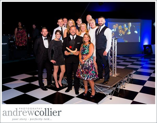 Claremont voted Business of the Year | Warrington Business Awards 2015