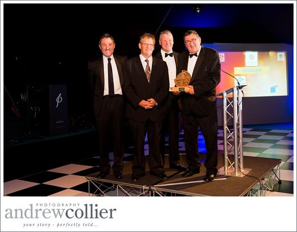 Golden Gates Housing Trust voted Innovation of the Year | Warrington Business Awards 2015