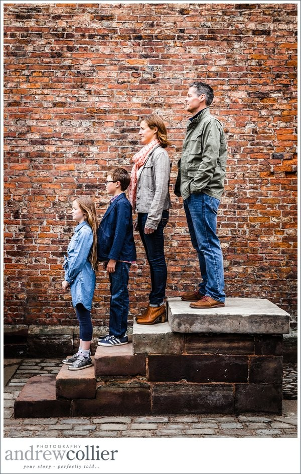 A family portrait session at Dunham near Altrincham in the Spring of 2014.