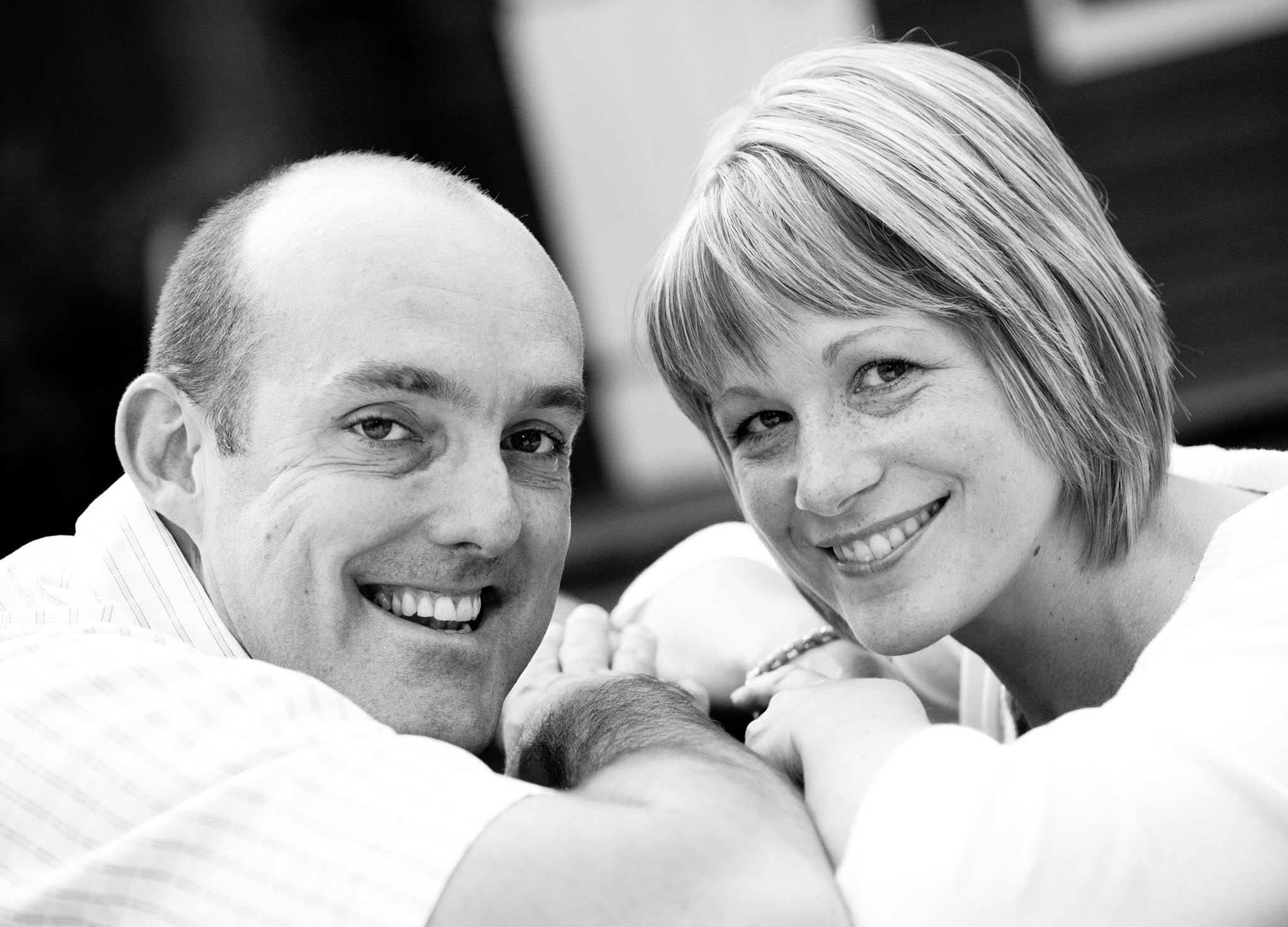 A couples portrait in Sandbach, Cheshire by Cheshire lifestyle photographer Andrew Collier Photography