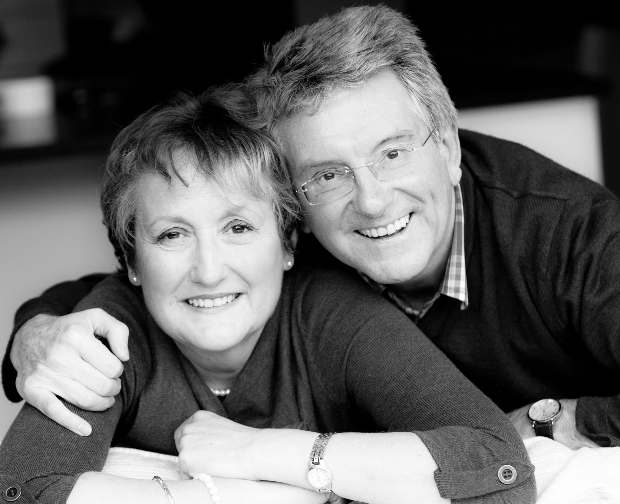 A couples portrait in Westhoughton, Lancashire by Cheshire lifestyle photographer Andrew Collier Photography