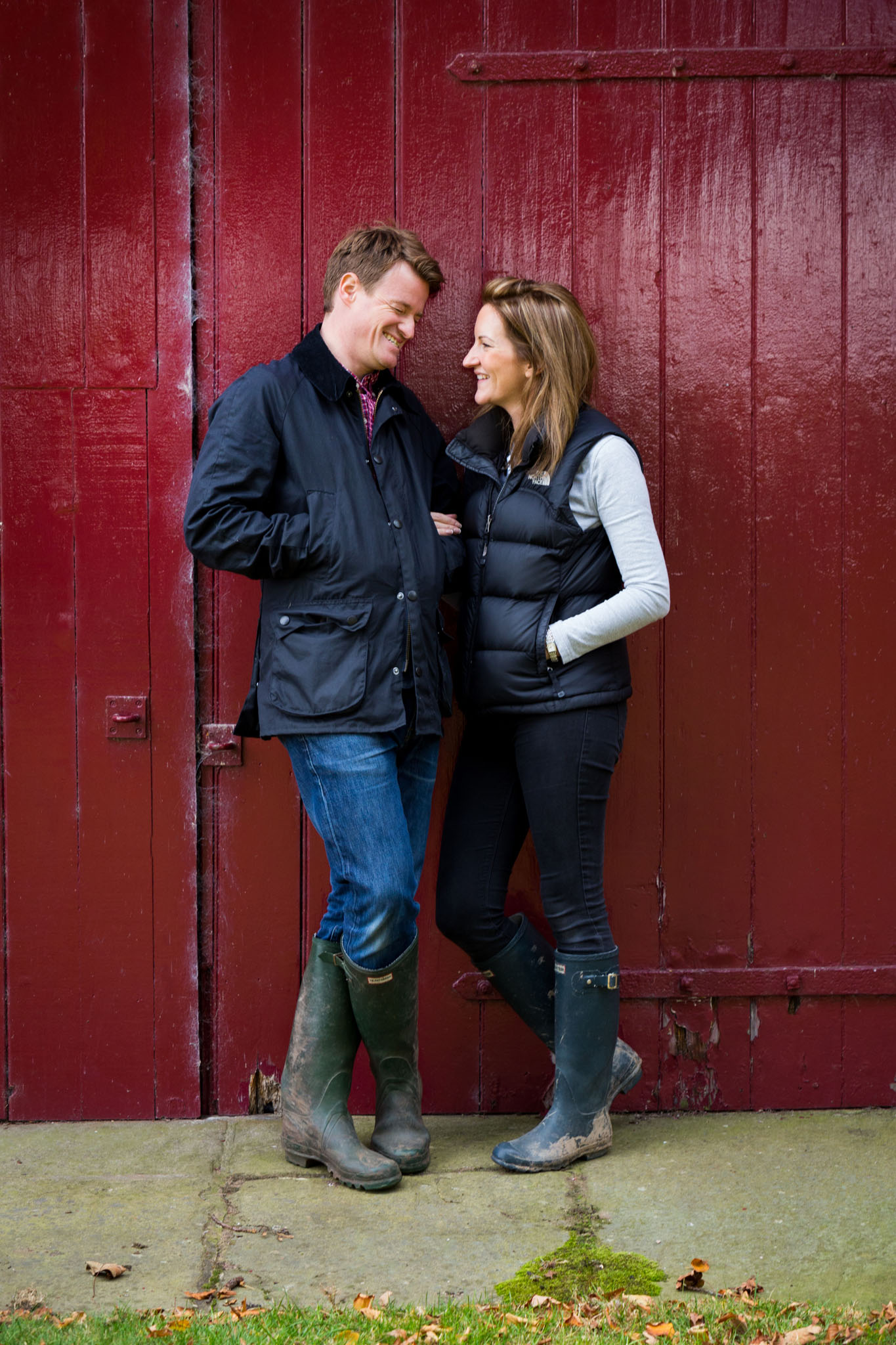 A couples portrait in Knutsford, Cheshire by Cheshire lifestyle photographer Andrew Collier Photography