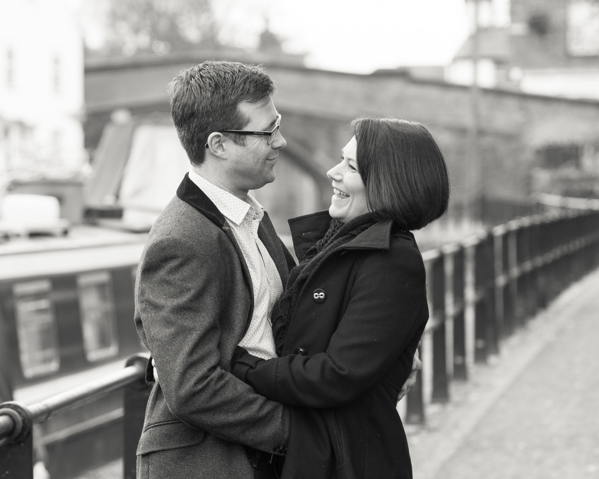 A couples portrait in Lymm, Cheshire by Cheshire lifestyle photographer Andrew Collier Photography