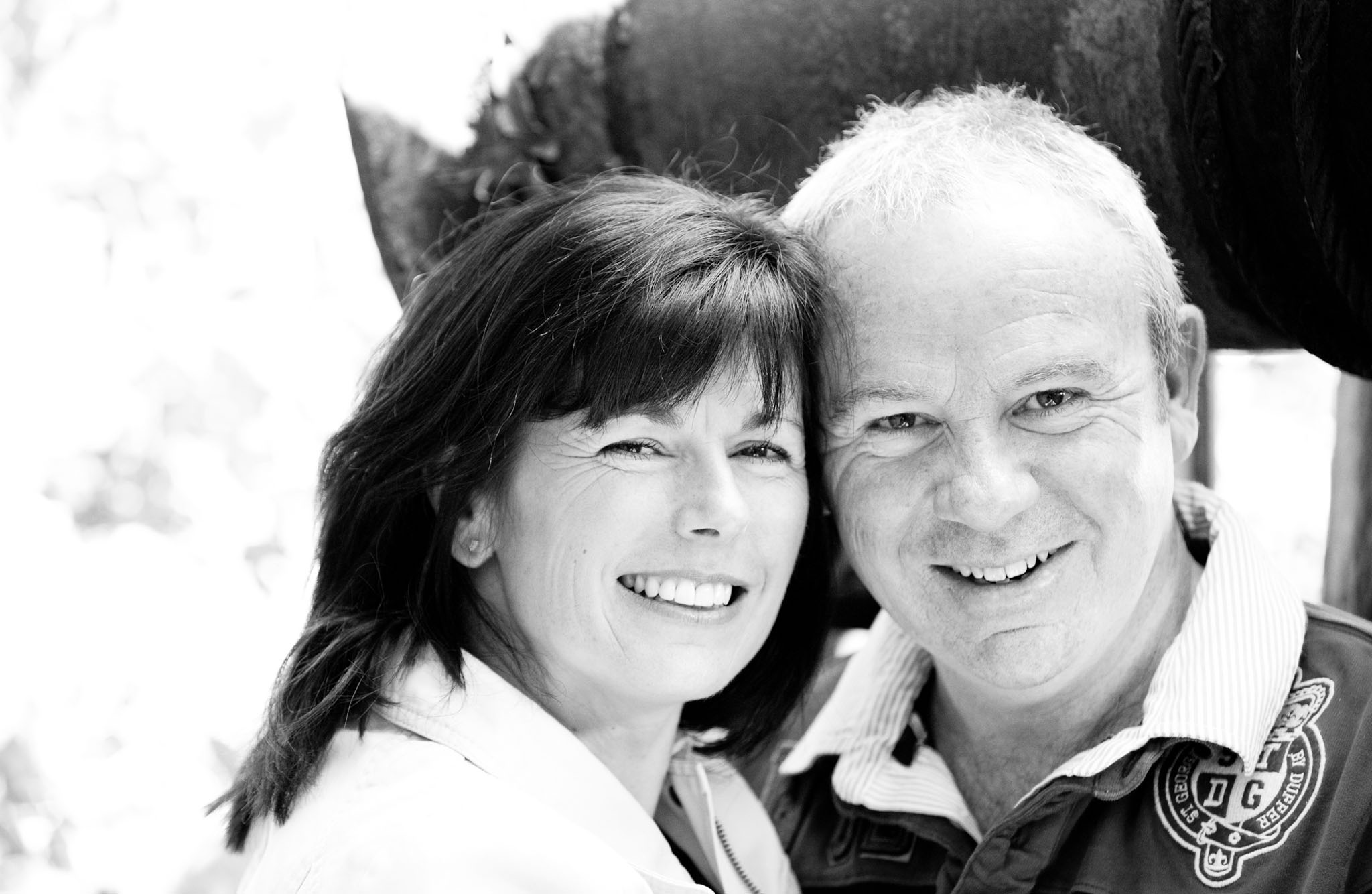 A couples portrait in in Stockton Heath, Warrington by Cheshire lifestyle photographer Andrew Collier Photography