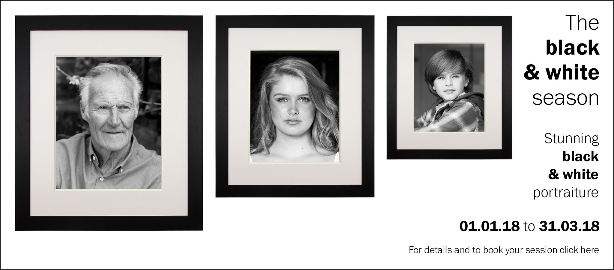 black and white portrait photography by Cheshire based Andrew Collier Photography
