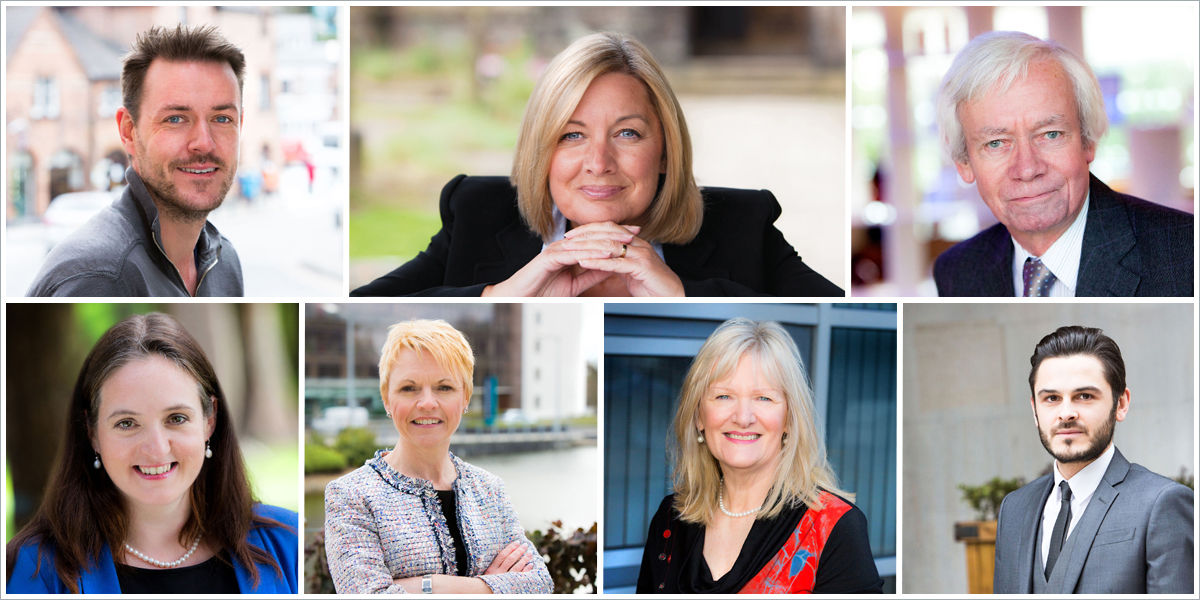 Business portraits in Warrington, Cheshire, Merseyside and Greater Manchester