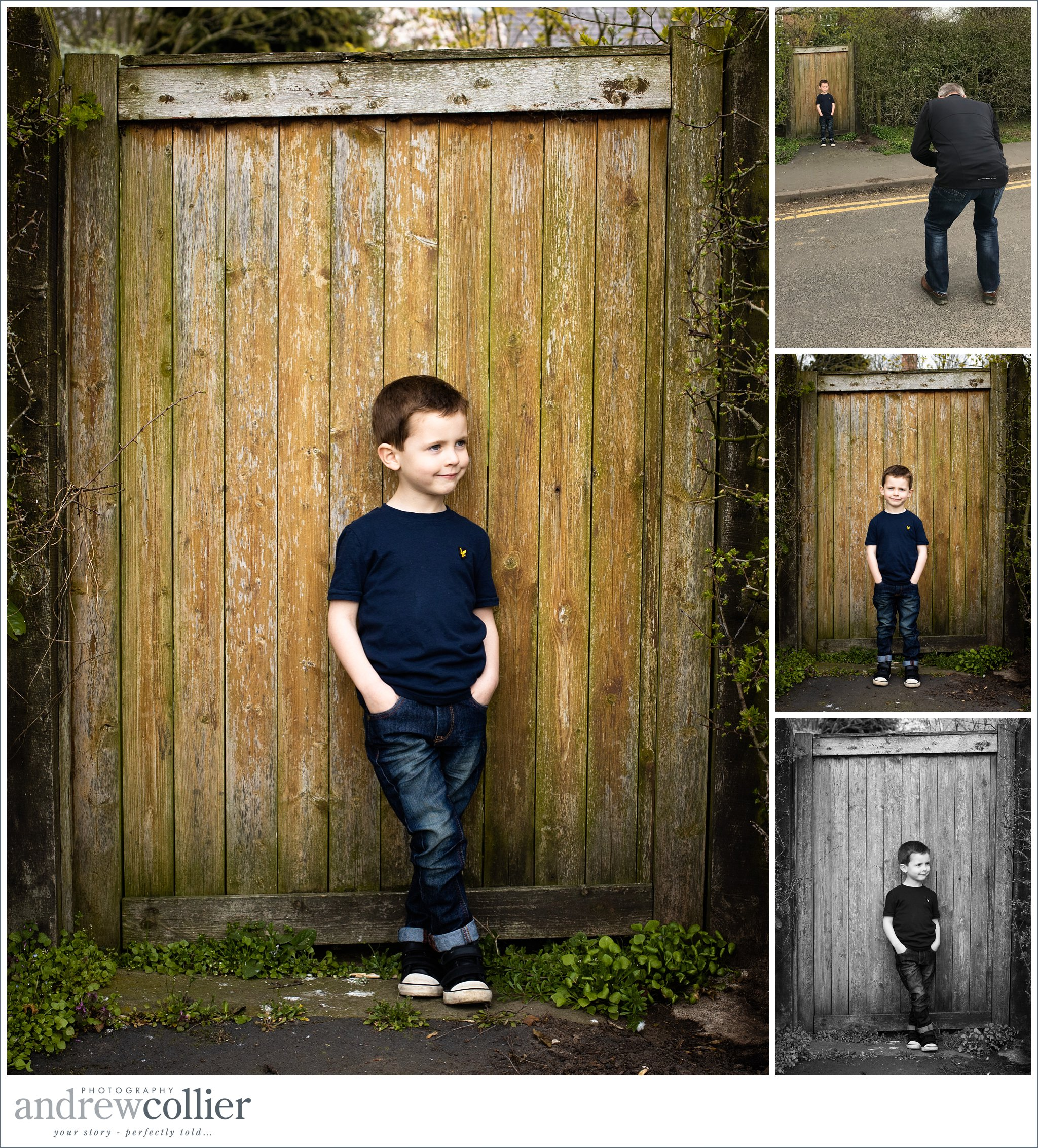 Lifestyle portrait photography Knutsford