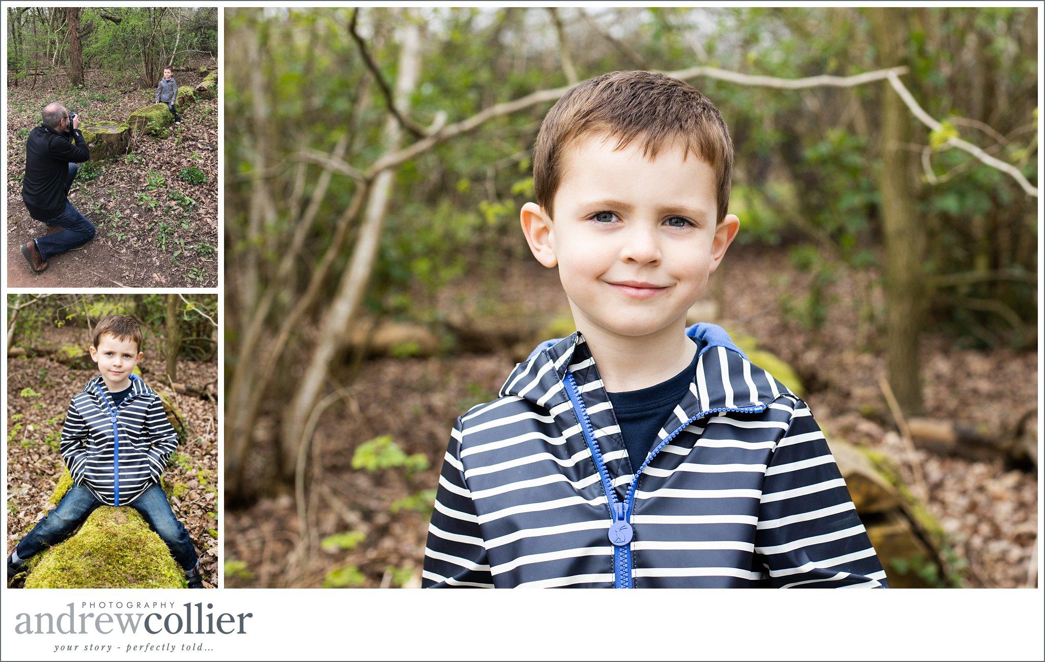 Children's portrait photography Warrington