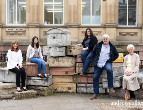 Liverpool | Family portrait photography in Hope Street