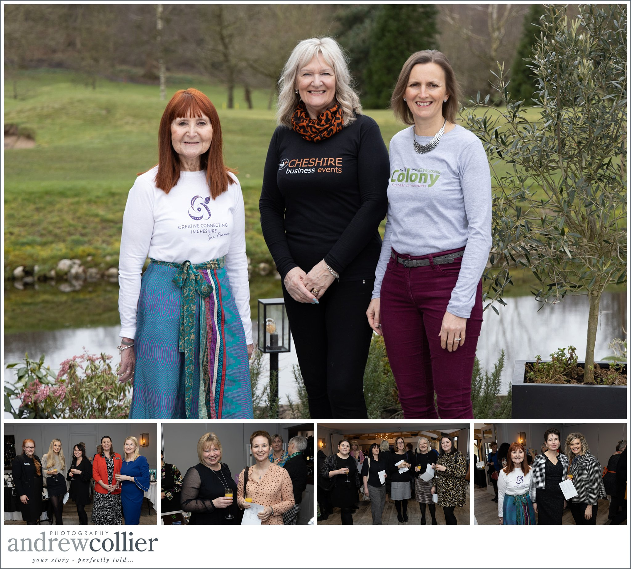International Women's Day photography in Northwich