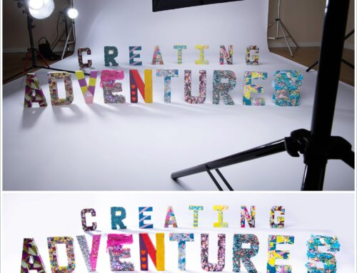 Brand photography for Creating Adventures