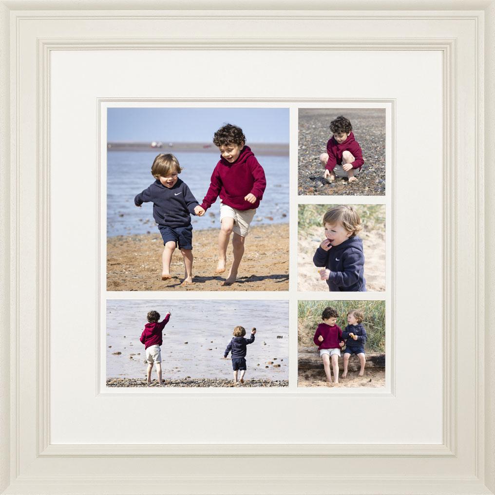 Bespoke framed family portraits on Wirral, Merseyside